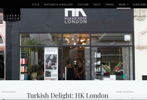 Luxury London Review